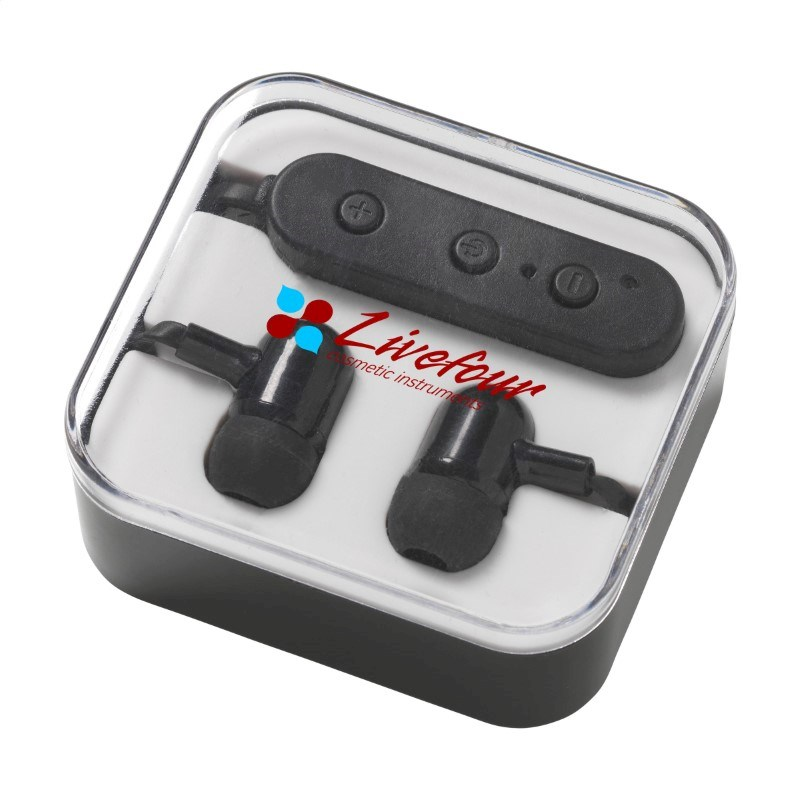 PocketSound oortelefoon