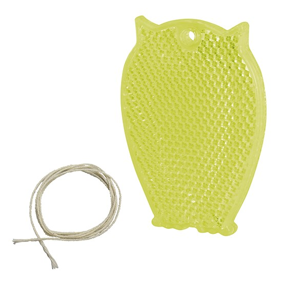 Safety reflector Uil, zonder opdruk