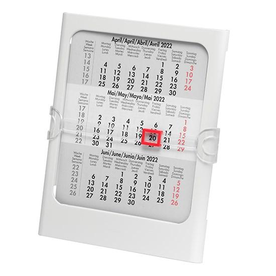Bureau-en muur- kalender