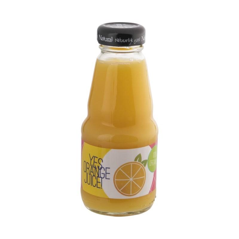 Biologisch sinaasappelsap