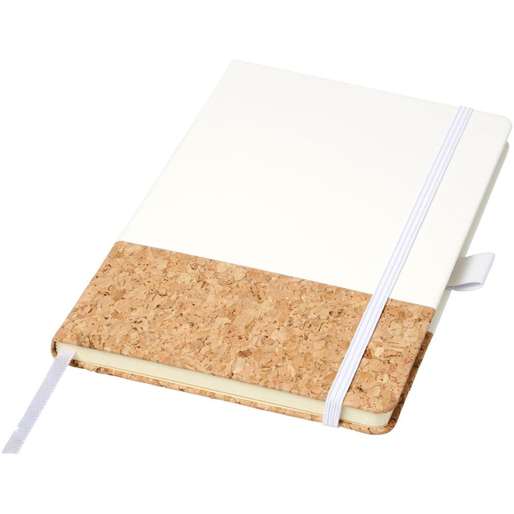 Evora A5 kurk en thermo PU notitieboek