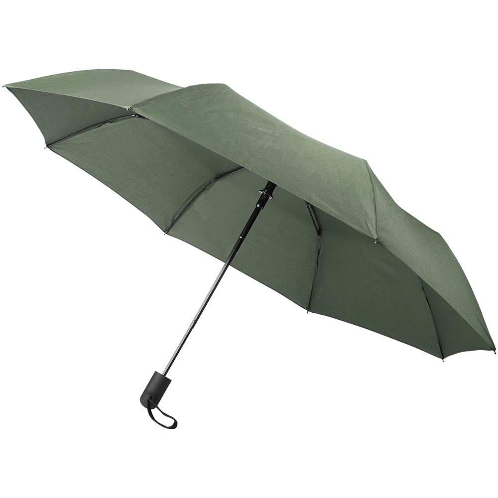 Gisele 21 opvouwbare paraplu met automatisch open en close systeem