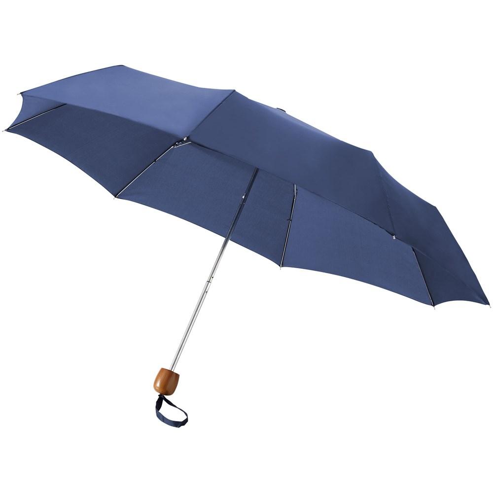 Lino 215'' 3 sectie opvouwbare paraplu