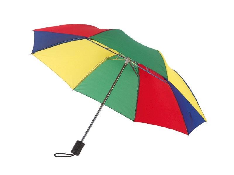 Pocket umbrella Regular, green