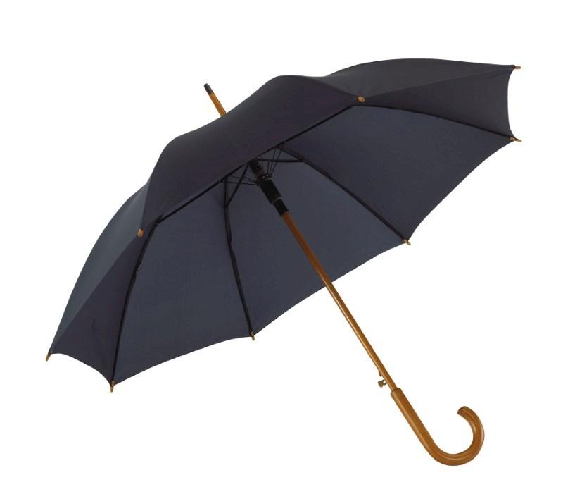 Autom woodenshaft umbrellaTango navy