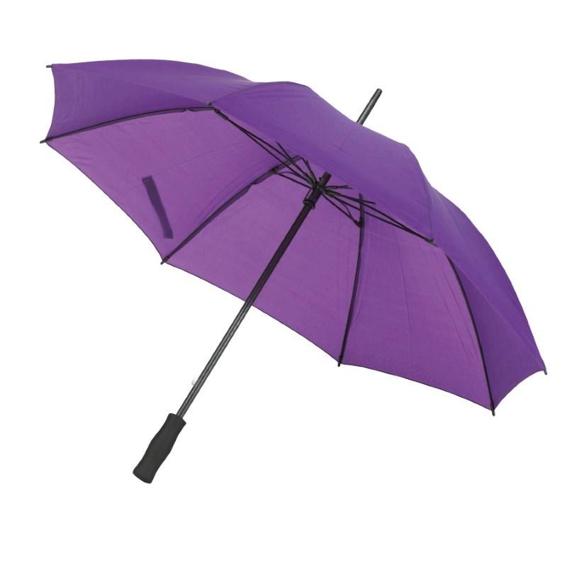 Fibreglas stick umbrellaFlora navy bl