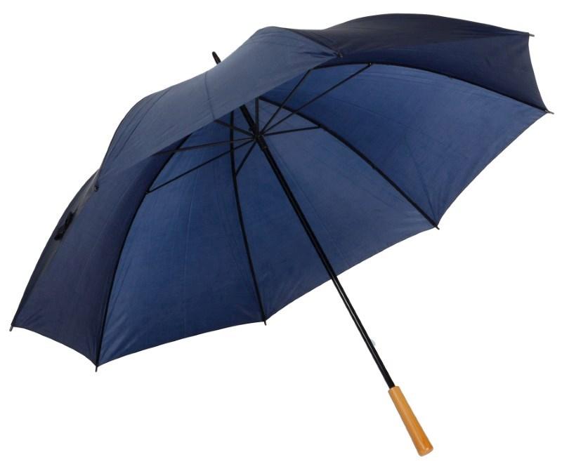 Golf umbrella,Raindrops,white