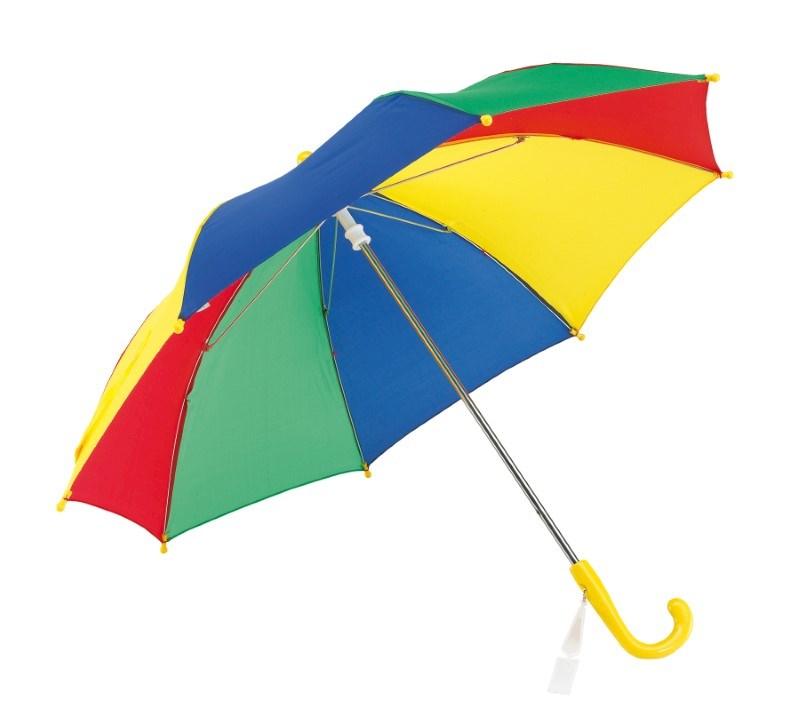 Children's Umbrella Lollipop Coloured,