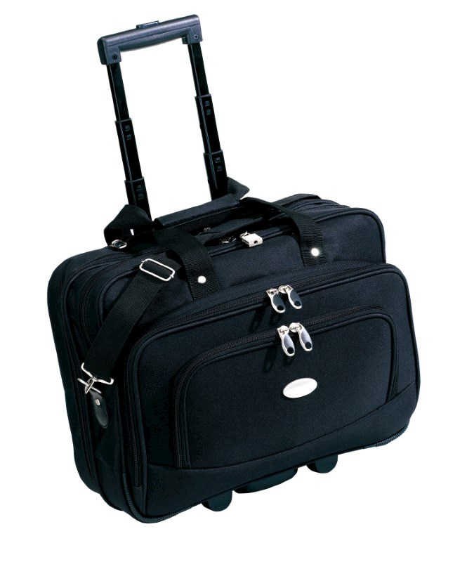 Trolley boardcase Manager 600-D, black