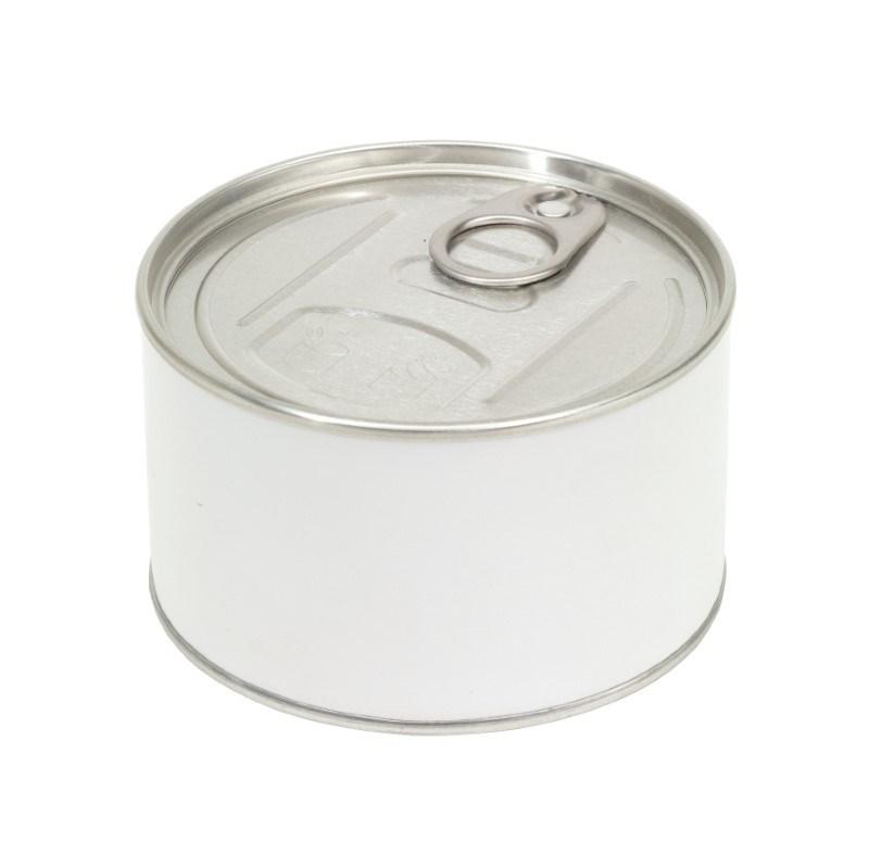 Canned clock Tear Open