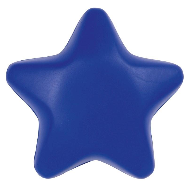 Anti-stress star Starlet, white