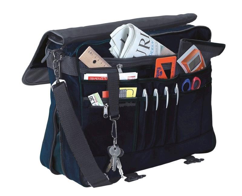 Document bag, expandable zip Avanti