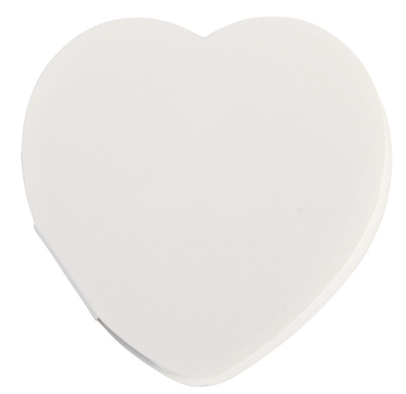 Sticky notes IN LOVE, white