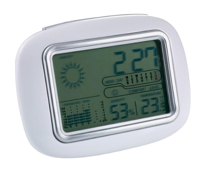 Weatherstation & Alarmclock CALOR