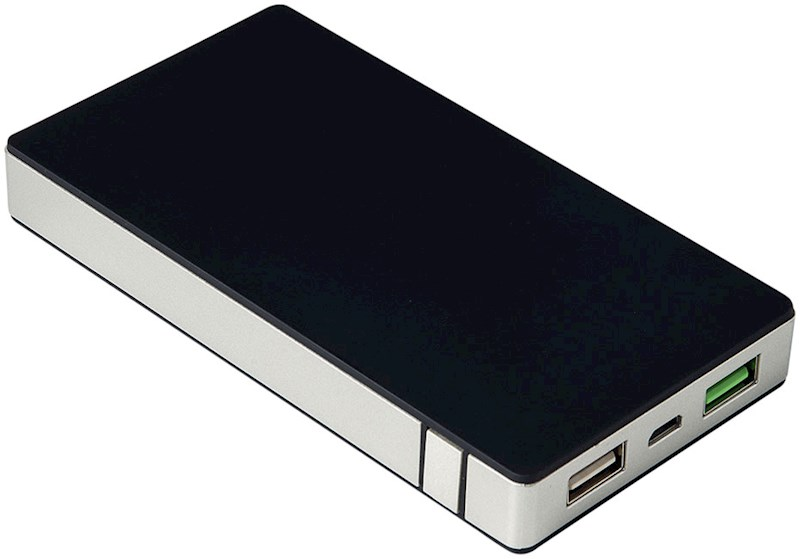 Celly 8000mah powerbank met Turbocharge 24A