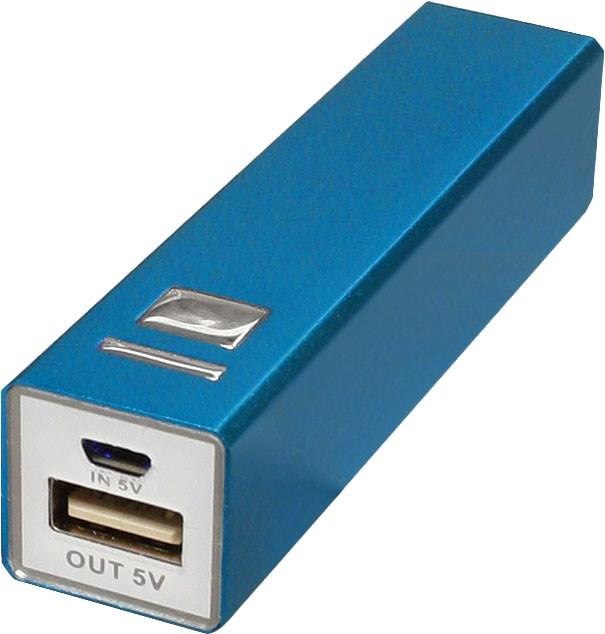 Powerbank WS101 met knopje