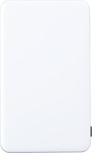Kunststof Li-polymeer Powerbank 5000mAh