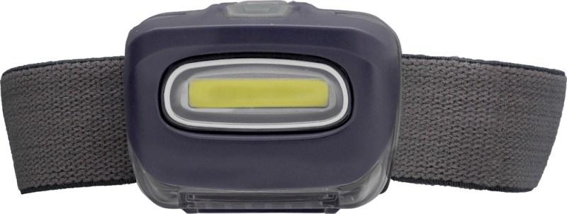 Hoofdlamp met 8 krachtige COB LED