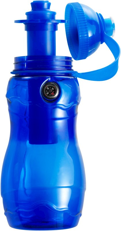 Transparante bidon (400 ml)