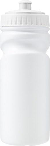 100% recyclebare kunststof drinkfles (500 ml)