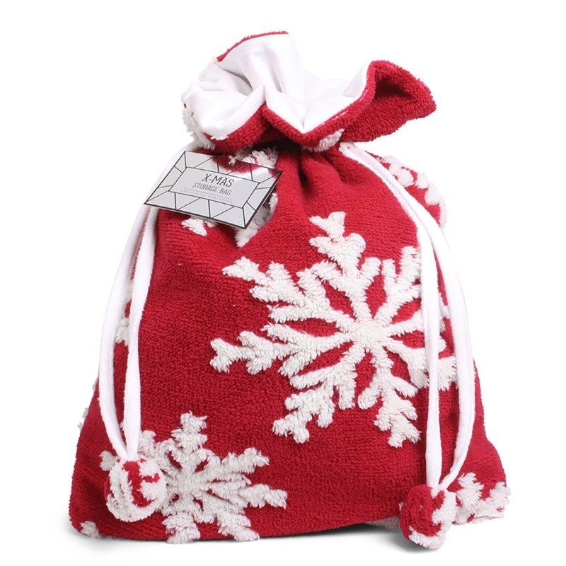 Christmas Storage Bag Deluxe Red