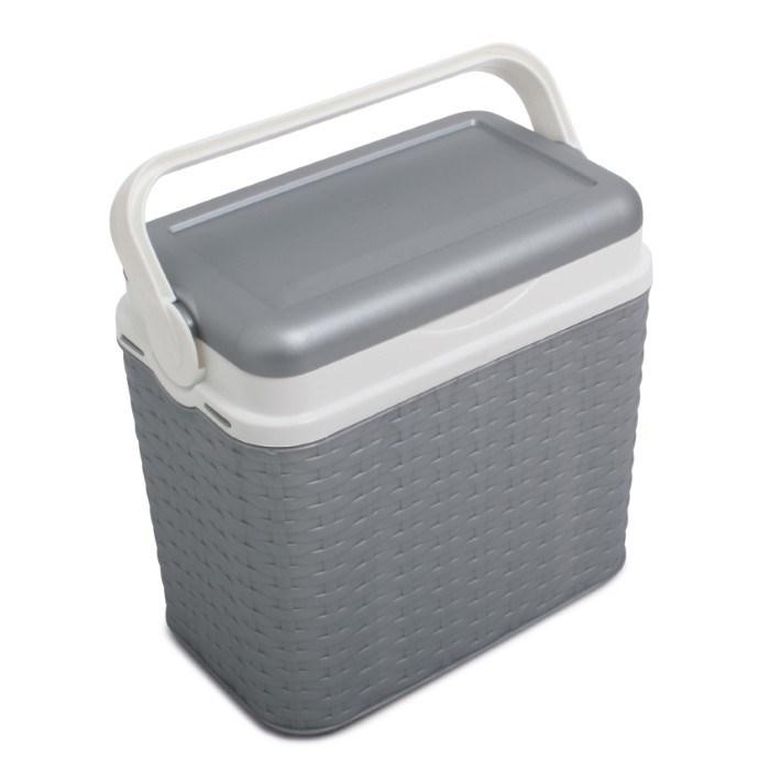 Coolbox Rotan 10 Liter Grey