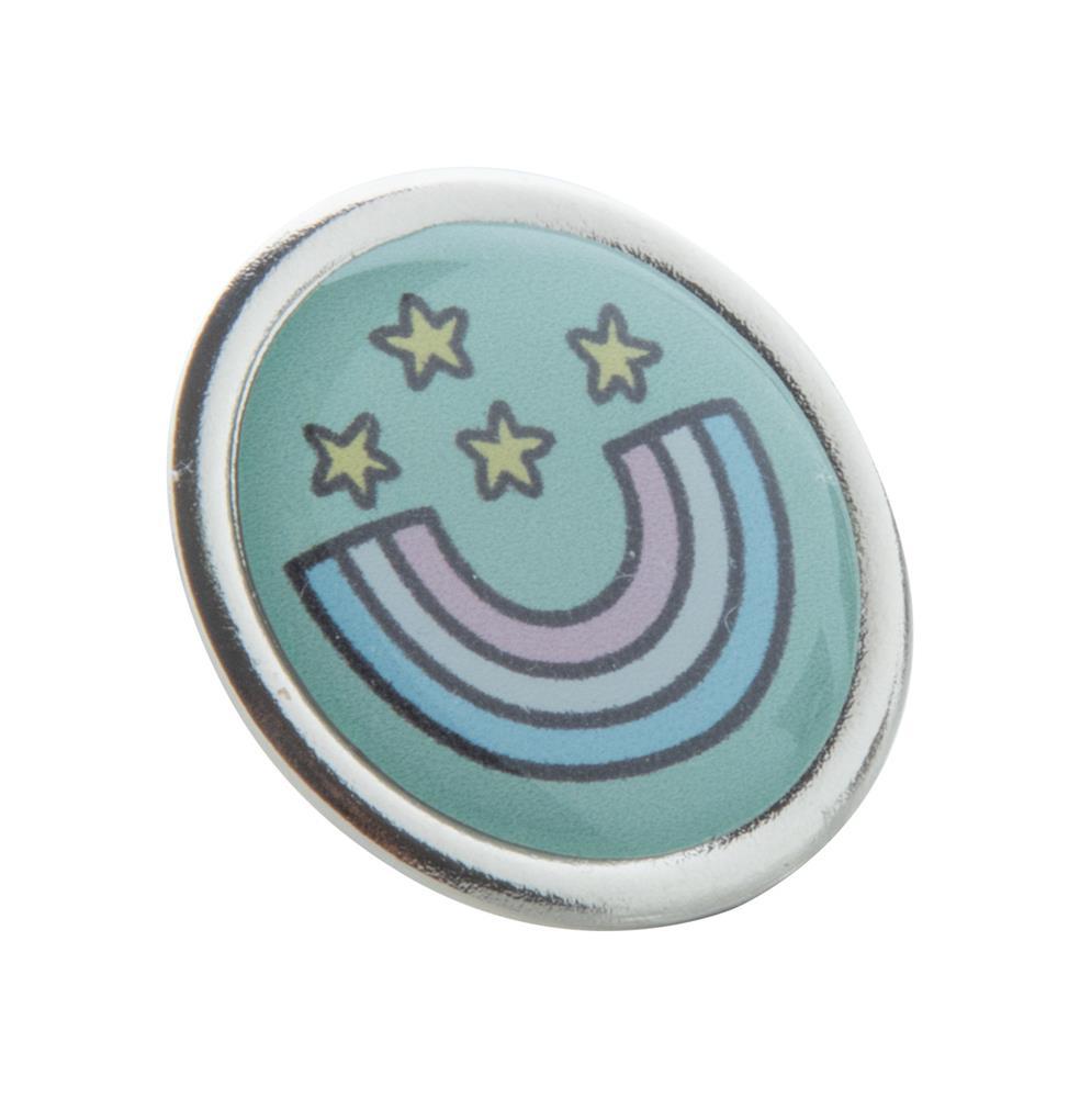 metalen badge