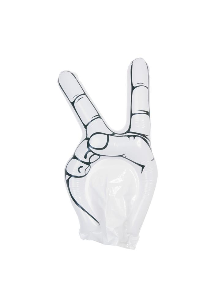 opblaasbare hand