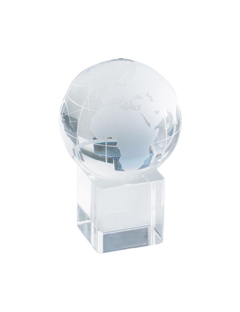 presse papier globe