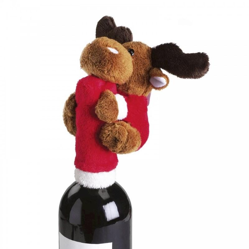 Flessenhalsbekleding voor wijnfles REFLECTS-MOOSE