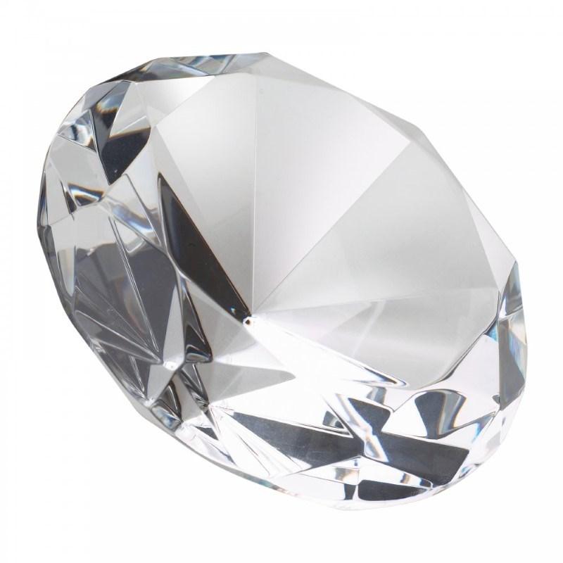 Diamant (presse-papier) REFLECTS-CORNELLA 10CM