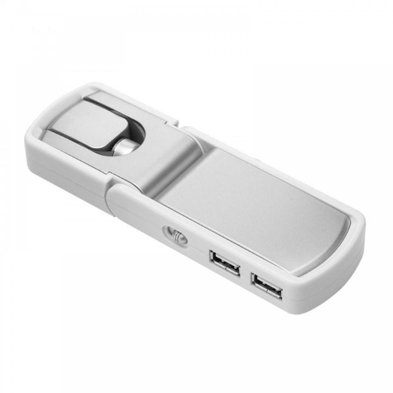 USB-hub met 4 USB poorten en ventilator REFLECTS-OAKVILLE