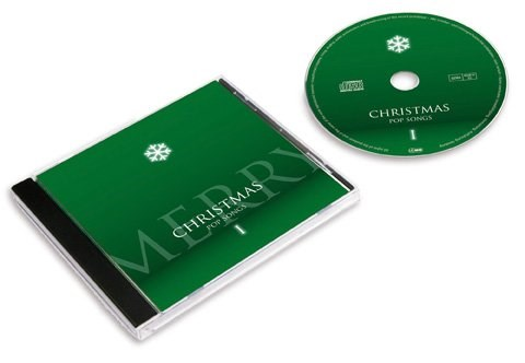 Muziek CD CHRISTMAS POP SONGS