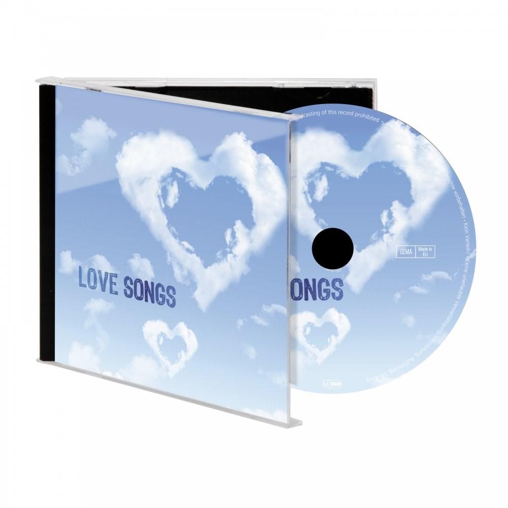 Muziek CD LOVE SONGS