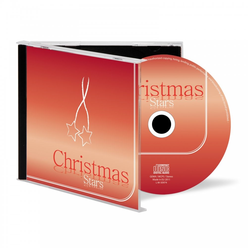 Muziek CD CHRISTMAS STARS