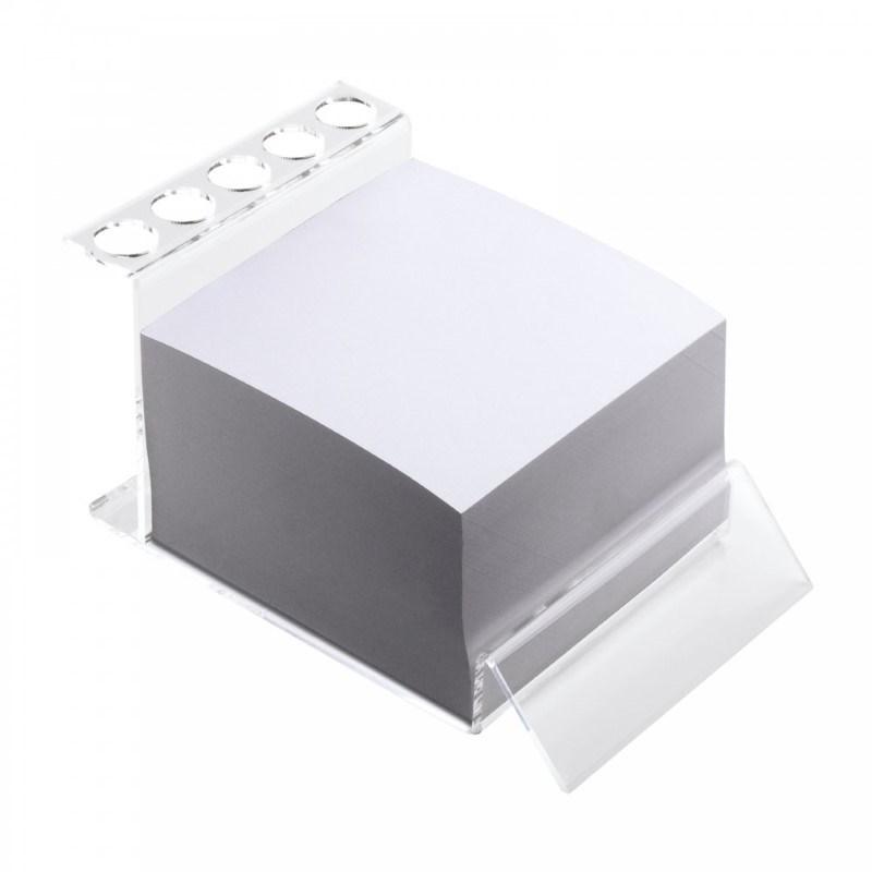 Stiftenhouder met notitieblok REFLECTS-DUDLEY
