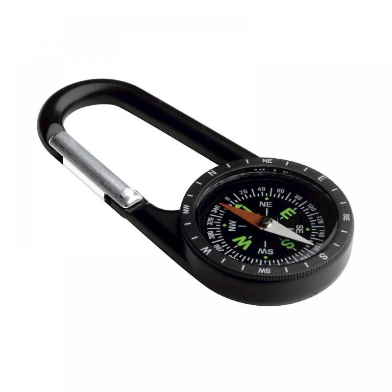 Kompas met karabijnhaak REFLECTS-TRACTOR XL