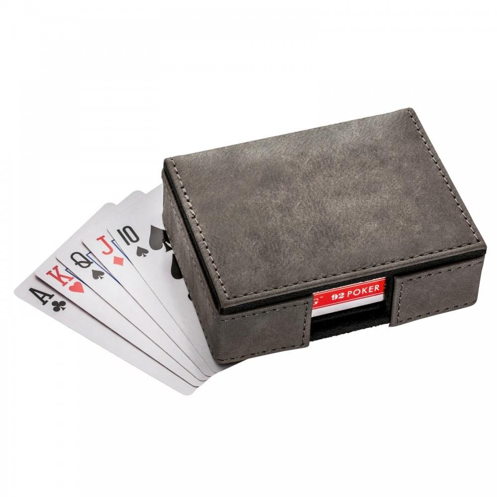 Speelkaartenset met box REFLECTS-CALABASAS