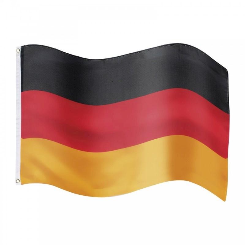 Duitslandvaandel 5 stuk REFLECTS-GERMANY III