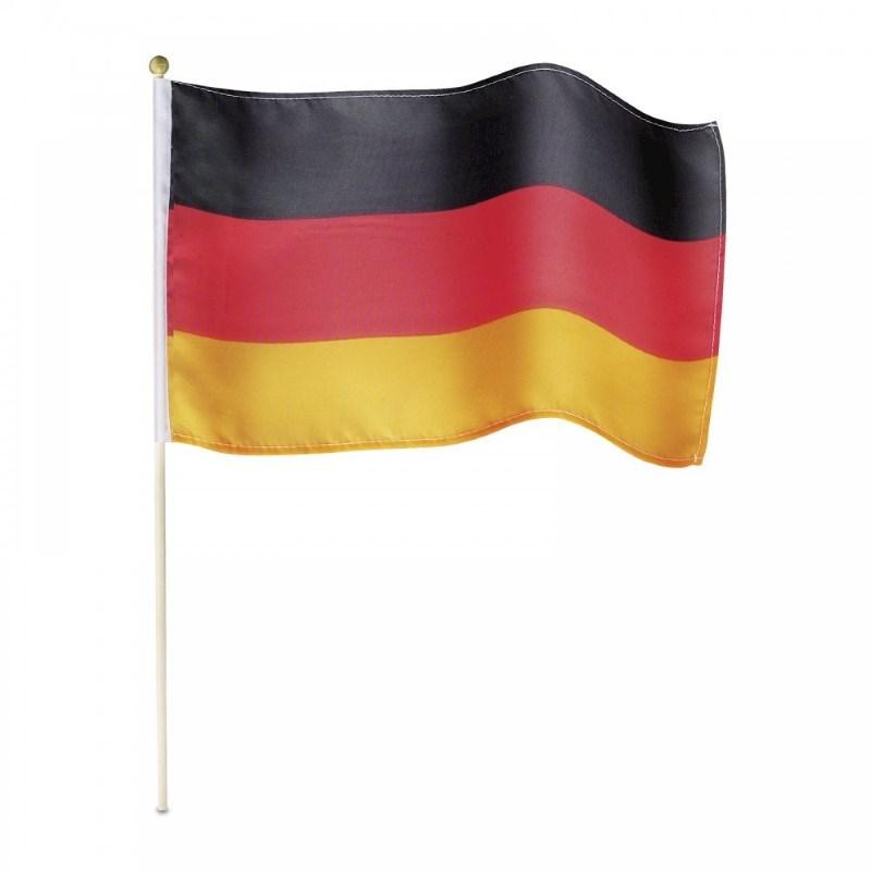 Duitslandvaandel 5 stuk REFLECTS-GERMANY IV