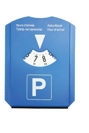PS Parkeerschijf met munt Royal acc Royal