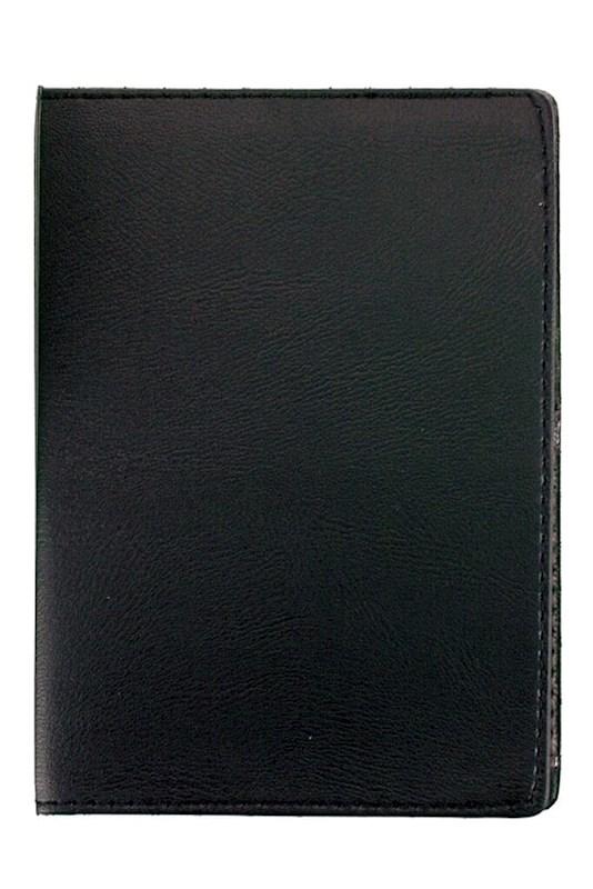 Rijbewijsetui Skai met 2 creditcard holders Zwartacc Black