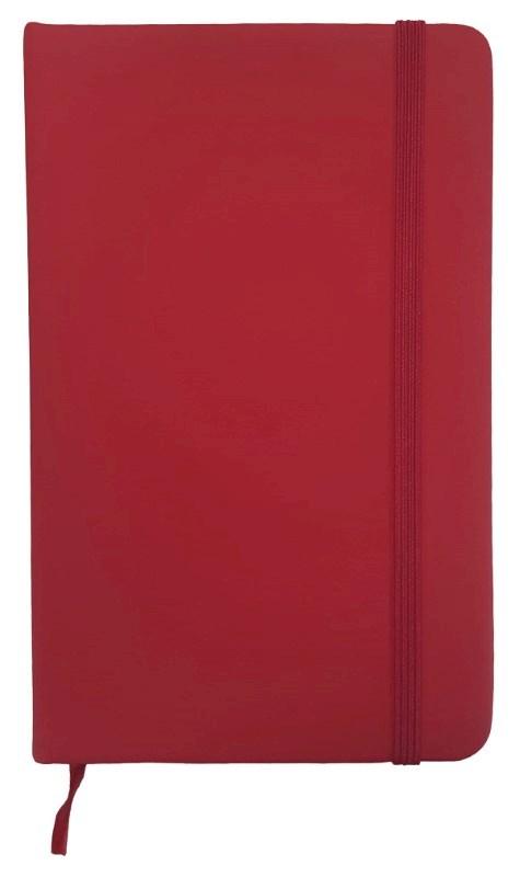Notitieboekje Zwart A6 Formaat Notebook A6 70 grams papier