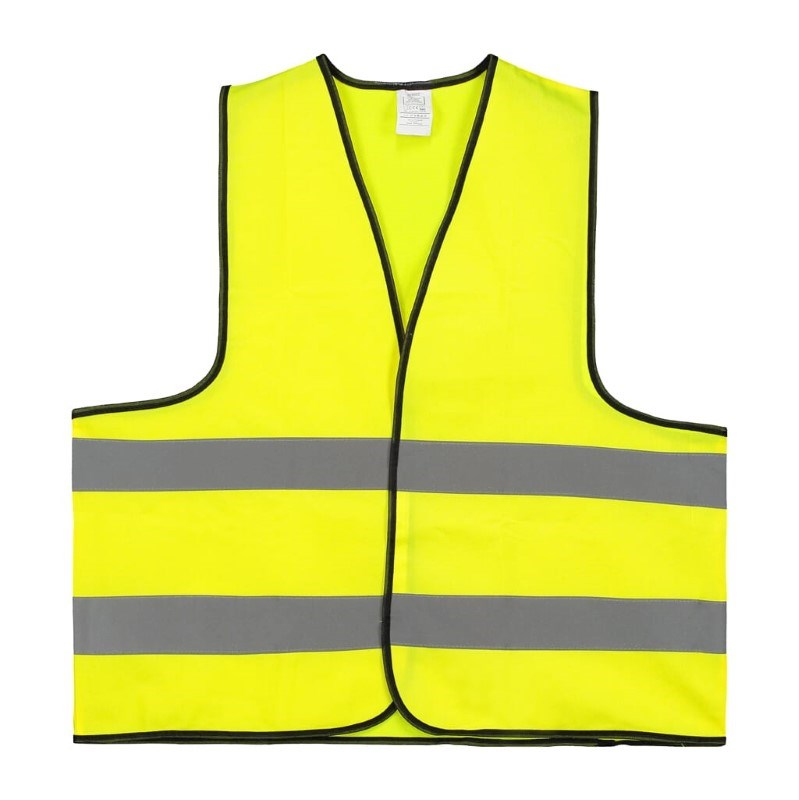 Veiligheidsvest polyester XL