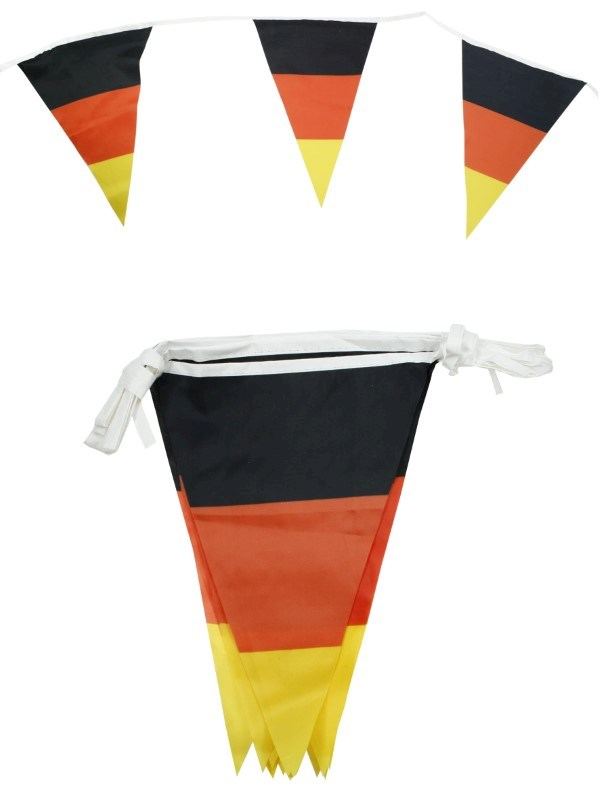 Polyester Vlaggenlijn (65 mtr 15flags) Duitsland